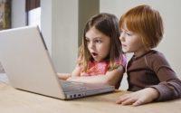 Ребенок в «сетях интернета»