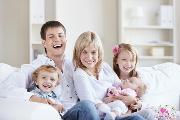 Здоровые дети — счастливая семья