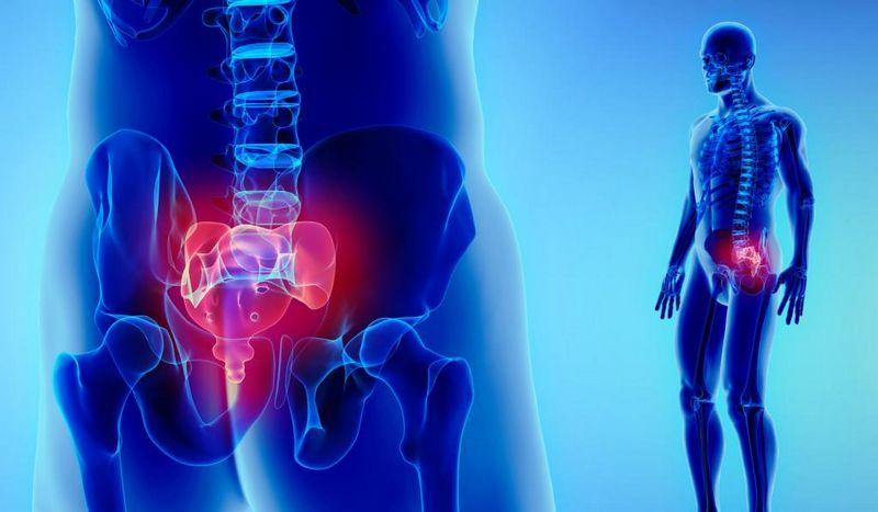Перелом копчика — симптомы, лечение и профилактика