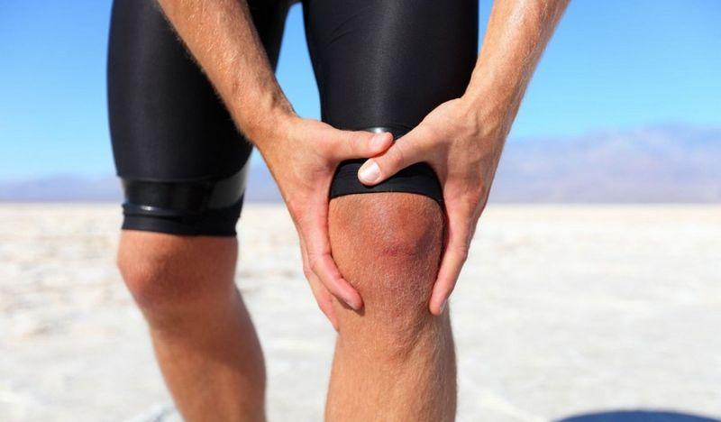Растяжение связок коленного сустава: лечение