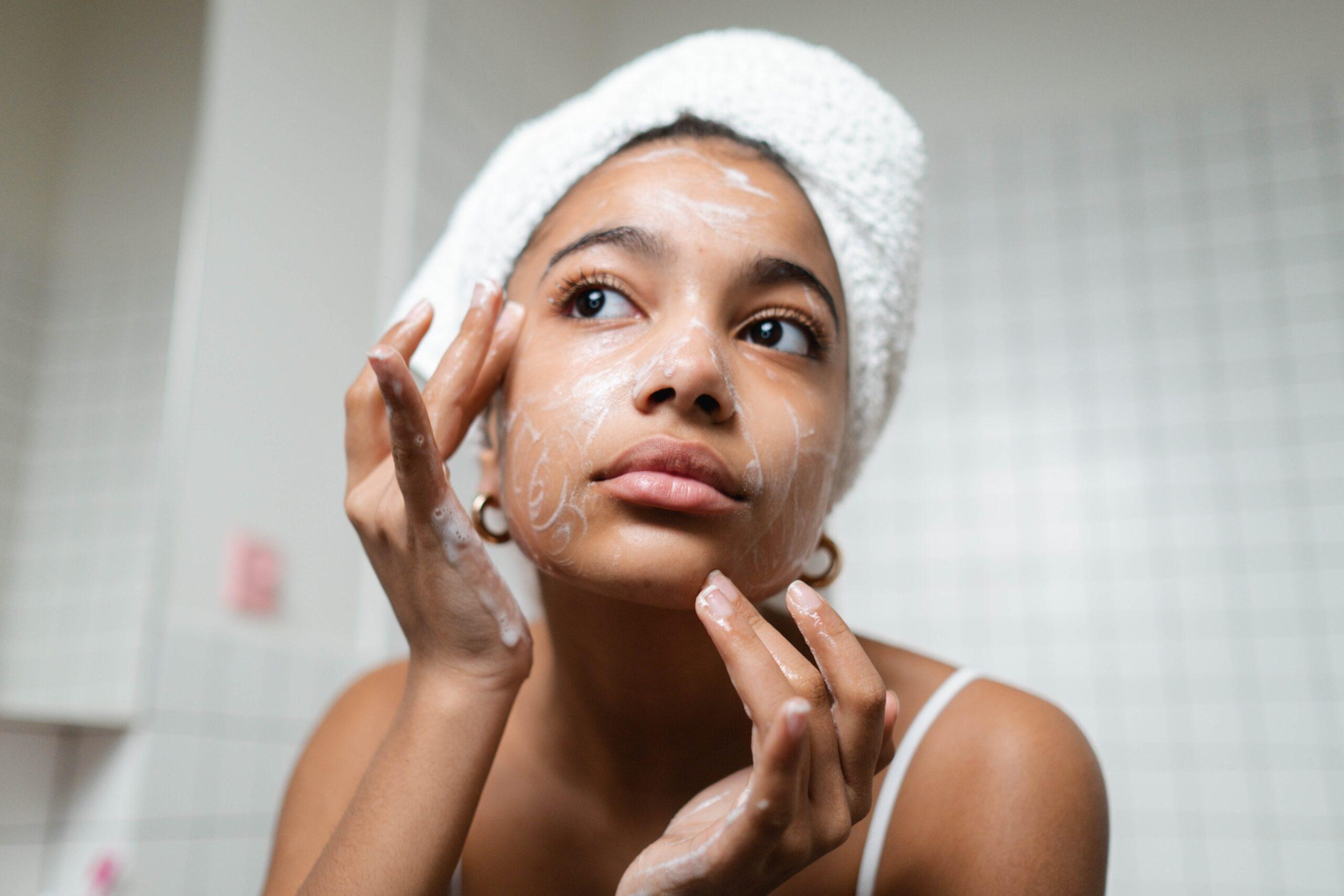 секреты ухода за кожей